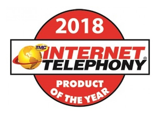 Pulsar360, Inc. Receives 2018 INTERNET TELEPHONY Product of the Year Award