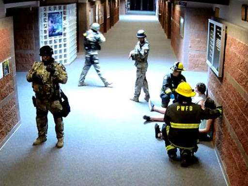 Active Shooter Exercise Video Clip Download Links