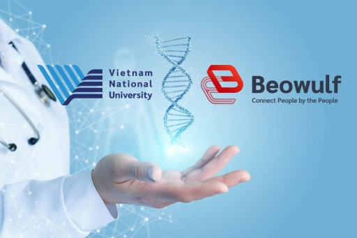 Beowulf Blockchain Provides a Distance Teaching Platform for Vietnam National University