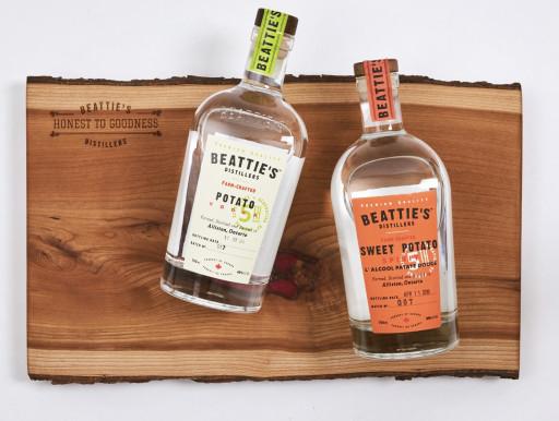 Canada's Beattie's Distillers Is Bringing Its Premium Potato Vodka to the US