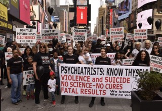 CCHR on Times Square, New York