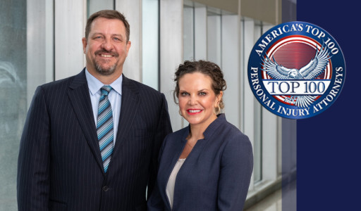 Deans Stepp Law LLP Founding Partners Named Among America's Top 100 Personal Injury Attorneys® for 2021