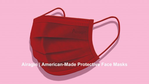 Meet Airagin's American Made High Quality Protective Face Mask