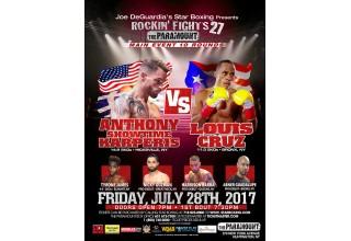 Joe DeGaurdia's Star Boxing