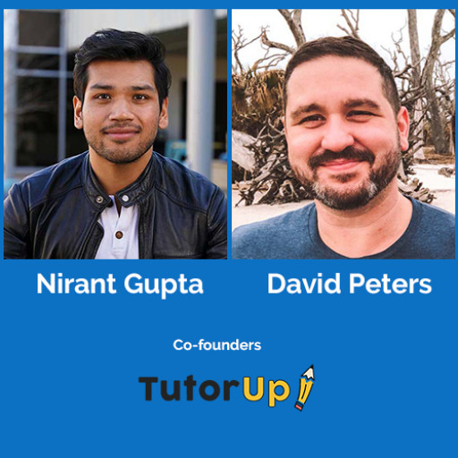 TutorUp Founders Nirant Gupta, David Peters to Sell Shares in All-Cash Deal
