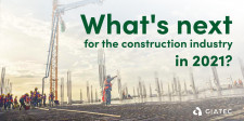 What's next for the construction industry in 2021?