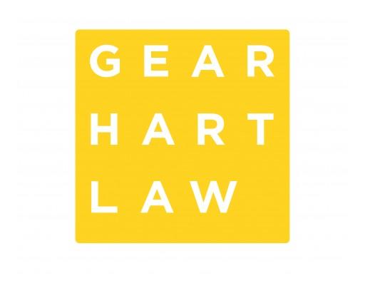 Gearhart Law's David Postolski Named Partner