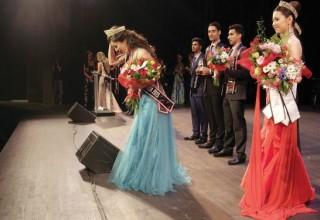 Bada** Beauty Queen: The Story of Anastasia Lin