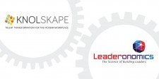 KNOLSKAPE and Leaderonomics announce partnership