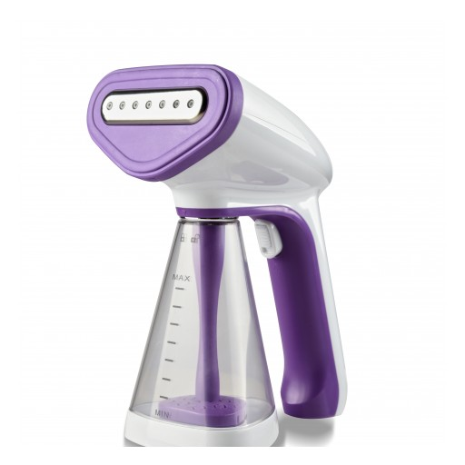Sienna Products Introduces Most Versatile, Affordable Line of Garment Steamers