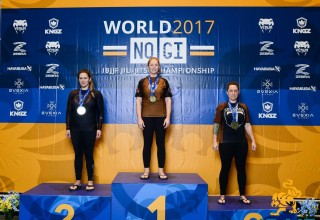 2017 No Gi World Champion Brea Ellwanger