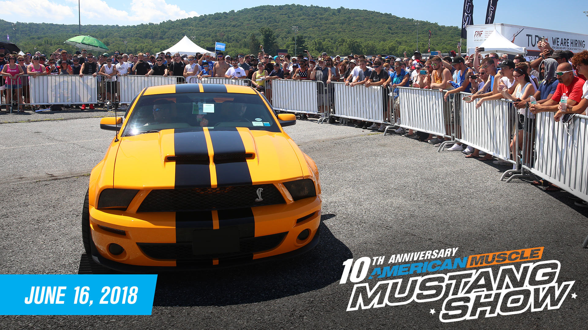 AmericanMuscle.com 10th Annual Mustang Show | Newswire