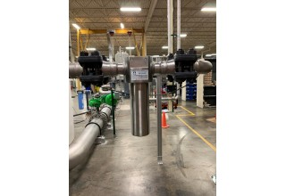 4500 Series Filter Built With High Flow Test Stand