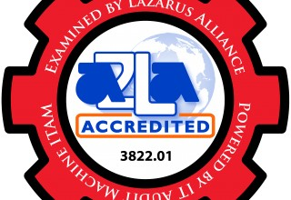 Lazarus Alliance A2LA accredited FedRAMP 3PAO