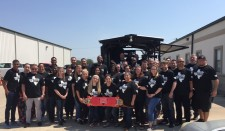 Accent Food Services Team Members Dedicated To Helping Harvey Victims