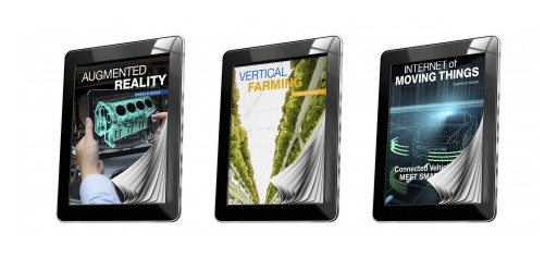 Mouser Publishes E-Books on Revolutionary Technology as Part of Popular Shaping Smarter Cities Series