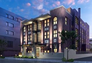 UNWIND HOTEL & BAR - Facade