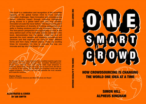 Wazoku Book 'One Smart Crowd' Celebrates the Power of the Crowd to Address Some of the World's Most Complex Challenges
