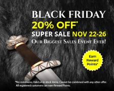 Museum Replicas' Black Friday Super Sale