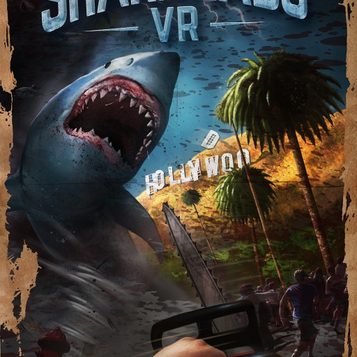 'Sharknado' Dives Into VR for the First Time in Franchise History With VR Game