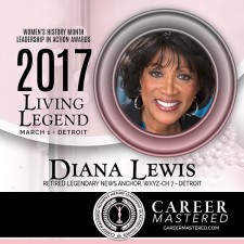 Legendary News Anchor Diana Lewis