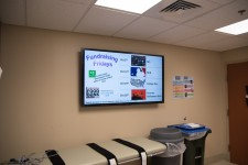 Digital Signage boosts Employee Communications at Virginia Rehab Hospital
