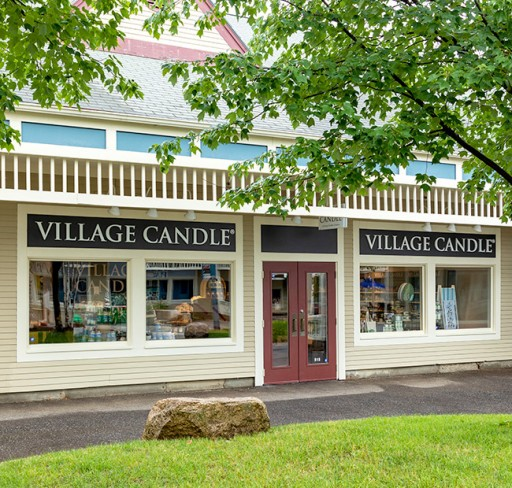 Village Candle Opens Outlet Store in North Conway, New Hampshire, July 1
