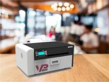 VP600 - High performance color label printer just under $5,000