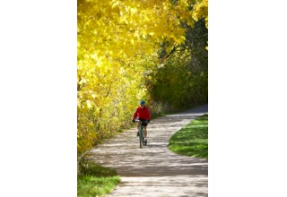 Biking in Glenwood Springs, Colorado