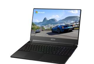 Gigabyte Aero Series Laptops Fully Upgraded