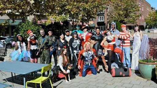 How to Reenergize Employee Engagement This Halloween Season Reports IST Management Services