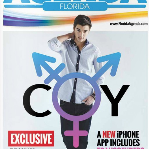 The Coy App Revolutionizes Online Dating and Takes Over the App Store by Including All Gender Identities.