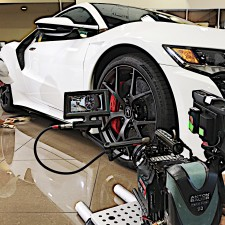 Video Production for the Acura NSX