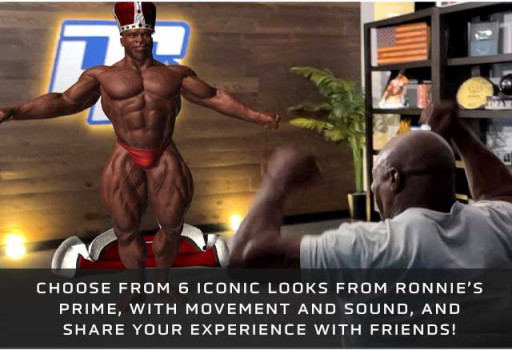 Ronnie Coleman Celebrates the 10th Anniversary of His Business With the Launch of His Heavily Anticipated Fitness App Yeah Buddy™