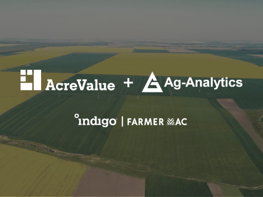 Ag-Analytics Acquires AcreValue, Expanding Capabilities to Unlock Value and Productivity of Farmland