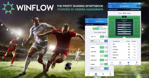 WinFlow: Profit Sharing Sportsbook on Hedera Hashgraph Poised to Transform Sports Betting Industry