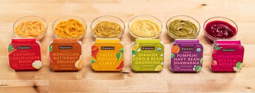 lil'gourmets Expands Lineup of Fresh, Organic Veggie Meals, Launches Two New Innovative Recipes to Cultivate Curiosity