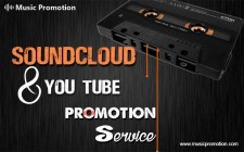 SoundCloud and YouTube video promotion services
