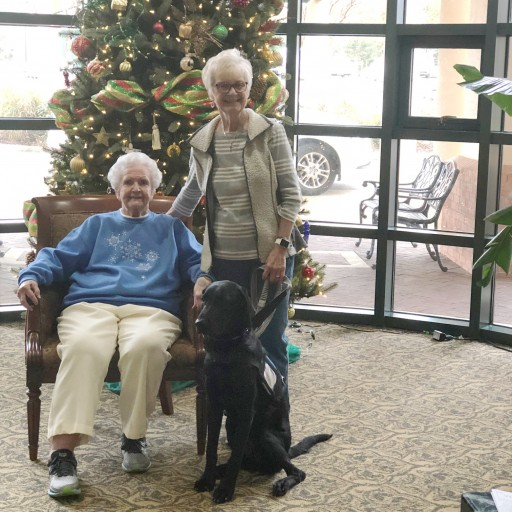 Mother and Daughter Find Comfort, Care and Camaraderie at St. Catherine's Village