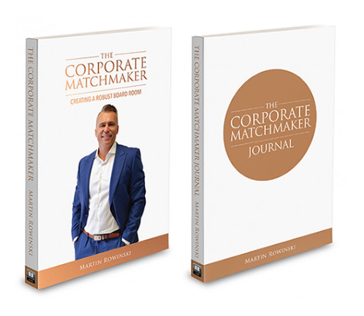 The Ultimate Publishing House Announces New Book and Journal by Martin Rowinski