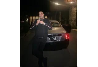 "Mourad ""M2ThaK"" Kadmiri Rolls Royce"