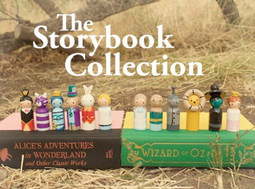 Tiffanylee Studios Brings Classic Storybooks to Life in Ways You Won't Believe