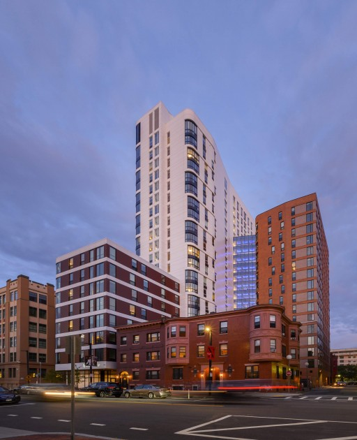CUBE 3 Brings Design Style to Boston at LightView, Northeastern University's New Housing Development