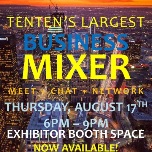 TENTEN Wilshire's Largest Business Mixer