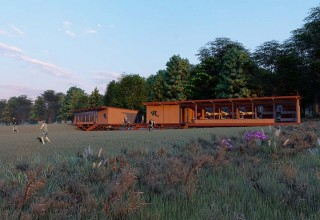 River Mountain Cabins