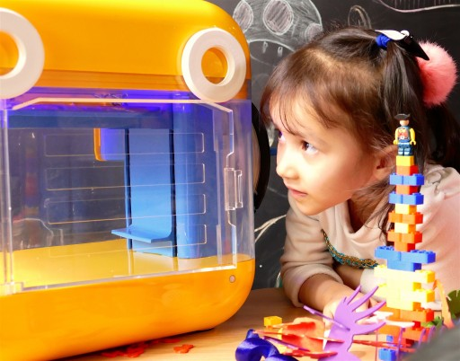 Award-Winning 3D Printer for Kids Coming Soon to Kickstarter