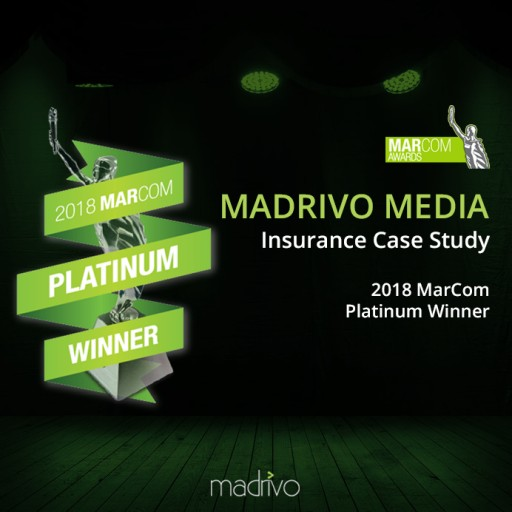 Madrivo Wins Platinum Award for Helping Millions of Consumers Find Affordable Life Insurance