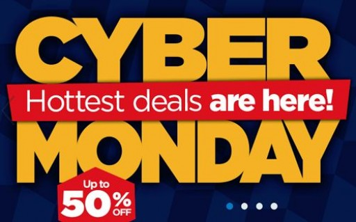 Hideal.net Lists Best Cyber Monday TV Deals to Help Consumers Choose the Best TV