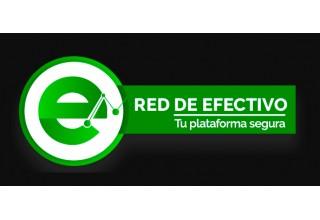 Red De Efectivo Logo