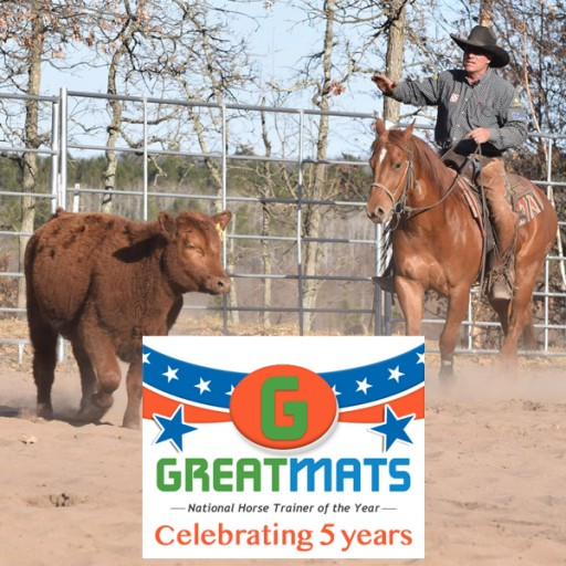 Greatmats Accepting Nominations for 5th Annual Horse Trainer of the Year